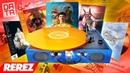 Video Game Music on Vinyl / Data Discs Review - Rerez