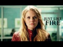 Just Like Fire | Emma Swan [HBD Jess]