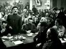 Сталин о МАРКСИЗМЕ (Из х/ф Великое зарево, СССР, 1938 год)
