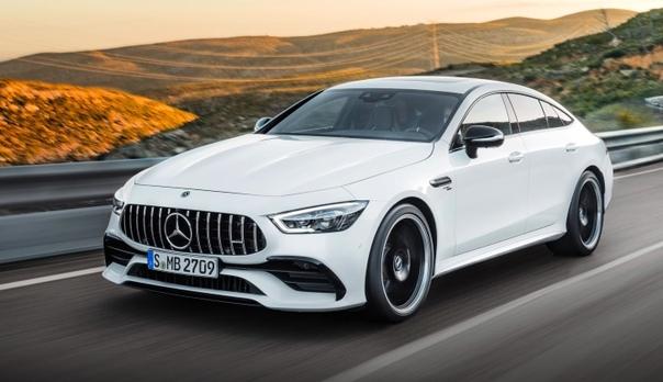 Новый лифтбек Mercedes-Benz AMG GT появился у российских дилеров Перетяжка потолка Mercedes Benz!Российские дилеры марки Mercedes-Benz начали продажи нового лифтбека AMG GT. Приём заказов на