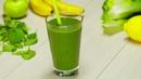 Зеленый смузи для похудения. Рецепт от Всегда Вкусно!