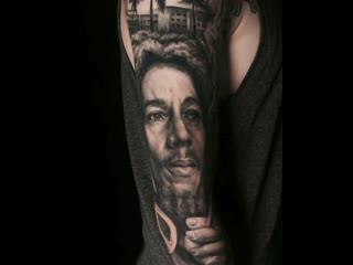 Алёна Шутько, BLACKOUT Tattoo Collective