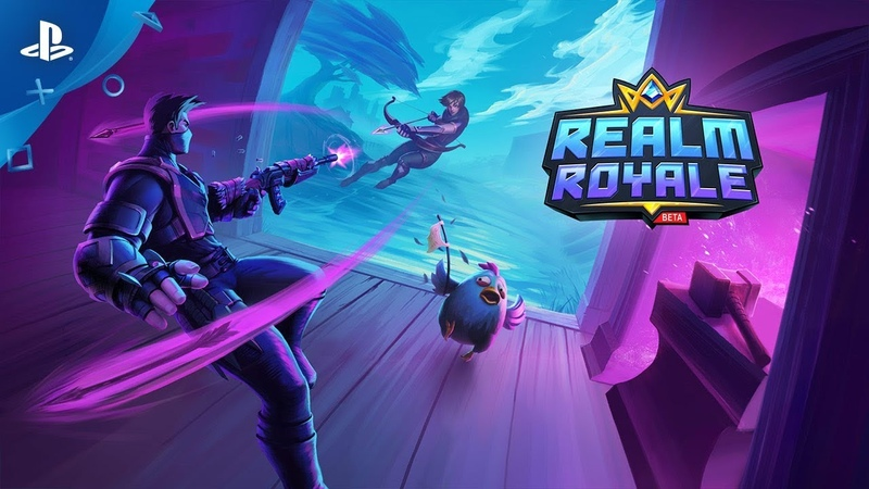 Realm Royale - Join the Fight | PS4