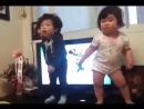 Смешные корейские детишки mp4