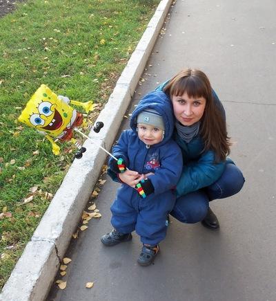 Оксана Попова, 19 ноября , Омск, id128973235