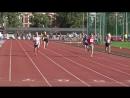 100 метров Женщины и Мужчины на ЧР по л а среди ветеранов 3 5 августа 2018 г в г Москва