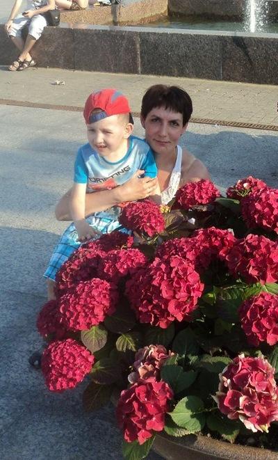 Екатерина Григорьева, 5 августа 1974, Санкт-Петербург, id135355140