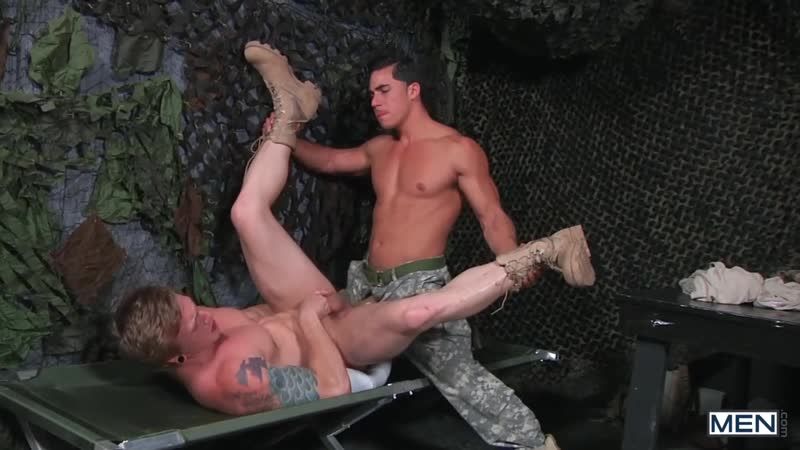 Travel Of Duty - Tom Faulk and Topher Di Maggio butthole hammer