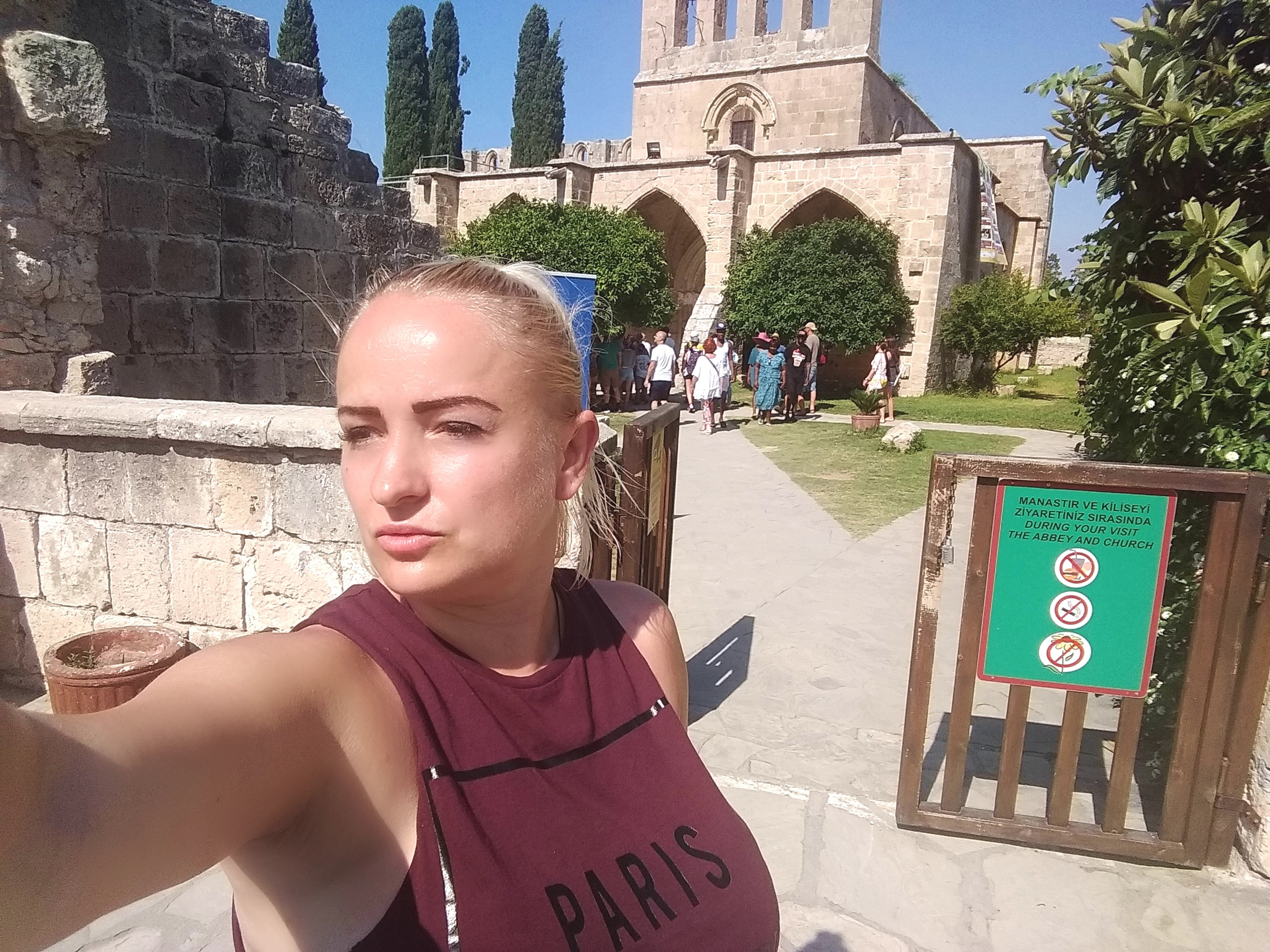 Елена Руденко (Валтея). Северный Кипр. Кериния и Фамагуста. (фото) LI0iLkXGr5w