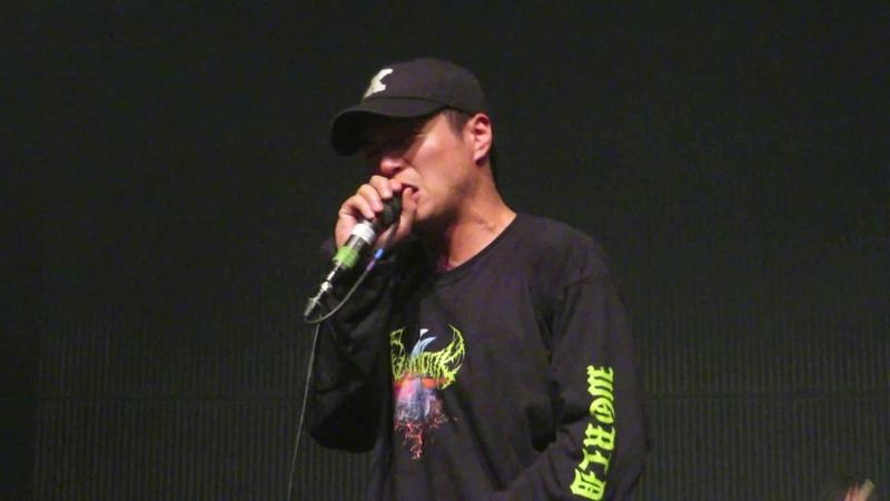 CRYSTAL LAKE (クリスタル・レイク) - APOLLO ♪ LIVE @ JAPAN EXPO 2018.07.06 by Nowayfarer 🎸 ᴴᴰ