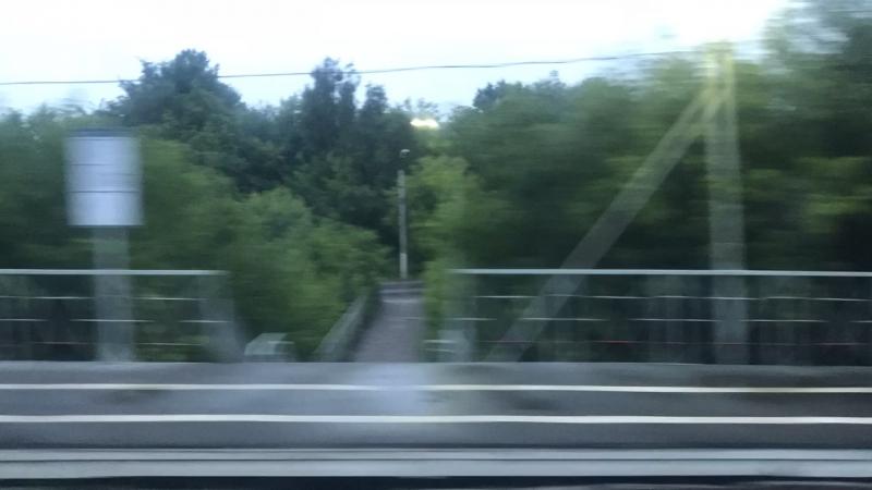 Россиюшка из окна поезда: Тверь