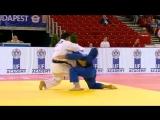 Judo Grand Prix Budapest 2018: интересный эпизод