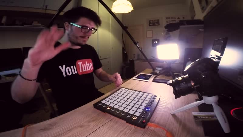 Hes a Pirate - Pirates of the caribbean - Julius Nox (Giulios Page) Launchpad Live Remix 2017