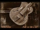 Krbi's Guitar Skoč na vlak a jeď bottleneck blues harp