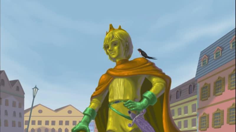 El príncipe feliz Cuentos Infantiles (ES.BedtimeStory.TV)