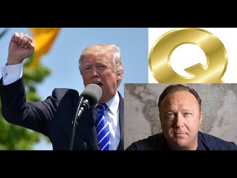 Donald Trump, Q Anon, Alex Jones - Der Mainstream dreht durch!