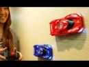 Wall Racer антигравитационная машинка которая ездит по стенам и потолку отзывы