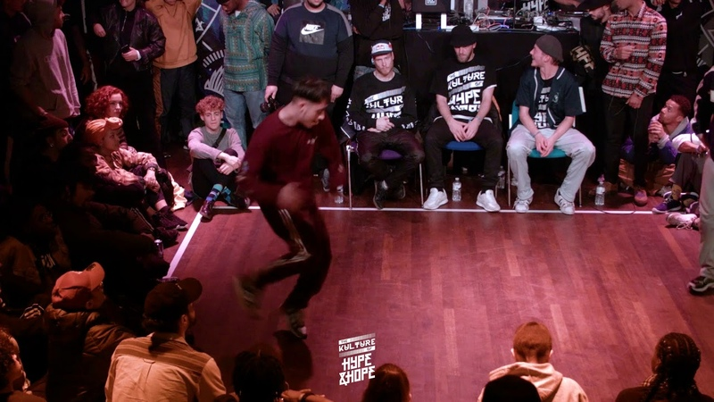 RATE B VS ROBB | FINAL BREAK | THE KULTURE OF HYPEHOPE | WATER EDITION 2019 S3