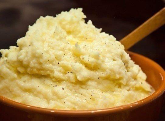 9 уникальных рецептов картофельного пюре 1. Картофель 10