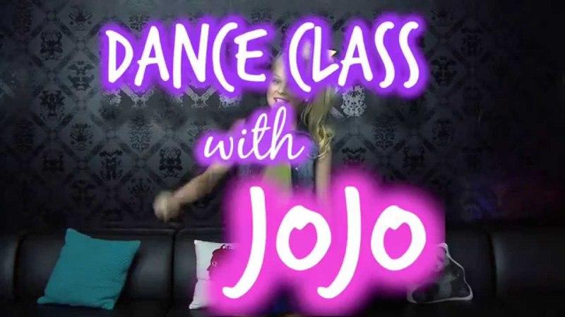 Dance Class JoJo Siwa Teaches You Her New Moves!