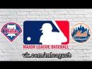 Philadelphia Phillies vs New York Mets | 09.07.2018 | NL | MLB 2018 (2/4)
