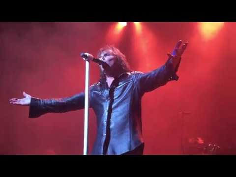 Europe - Superstitious (Live at the Enmore Theatre Sydney, Australia)