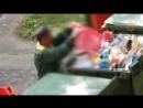 Ноу-хау здравоохранения Петербурга сброс эпидемотходов в обычный мусорный бак попал на видео