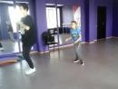 Брейк-данс. дети 6-12 лет. Школа танцев Сказка маленький фрагмент занятия.