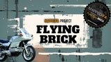 MAPPED - BMW K100RS Project FLYING BRICK