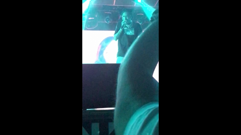 Отрывок с концерта Tyga's