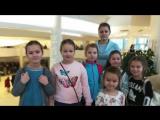 На концерте детского хора Весна