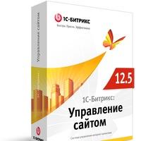 Онлайн презентация «1С-Битрикс: Управление сайтом 12.5»
