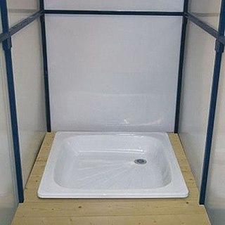 Как построить летний душ на даче своими руками! WO5B0bAb30Q