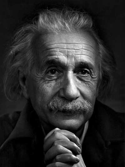 Есть только две бесконечные вещи: Вселенная и глупость. Хотя насчёт Вселенной я не уверен.