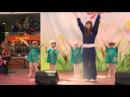 Todes, танцевальная группа Тодес, танец младшей группы, танец Ладошки