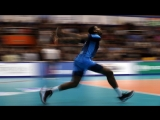 Wilfredo Leon - Monster KILL ACES. 5 ACES in a row Kuzbass vs Zenit Kazan