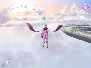 Барби и Волшебство Пегаса ч.1