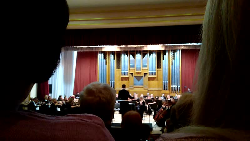 А Дворжак симфония 9 начало