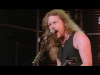 Metallica - Live in Moscow 1991 ᴴᴰ Sandman - Creeping - Fade To Black (REMASTER)