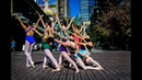 Ten Ballerinas in a Chaotic 10 Minute Photo Challenge at Seattle's Pike Place Market