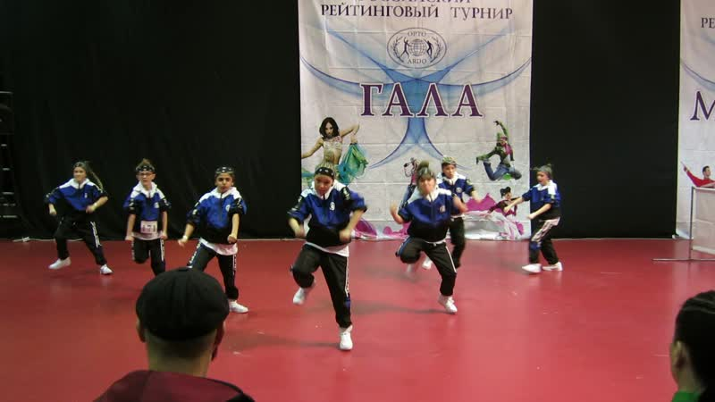 ELEGIA KIDS - 1 МЕСТО