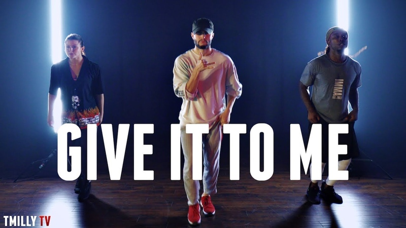 Timbaland - Give It To Me ft. Justin Timberlake - Choreography by Willdabeast Tobias Ellehammer