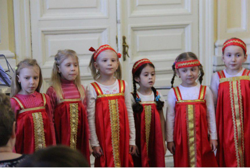 Юные музыканты клуба «Огонек» выступили в усадьбе «Ховрино»