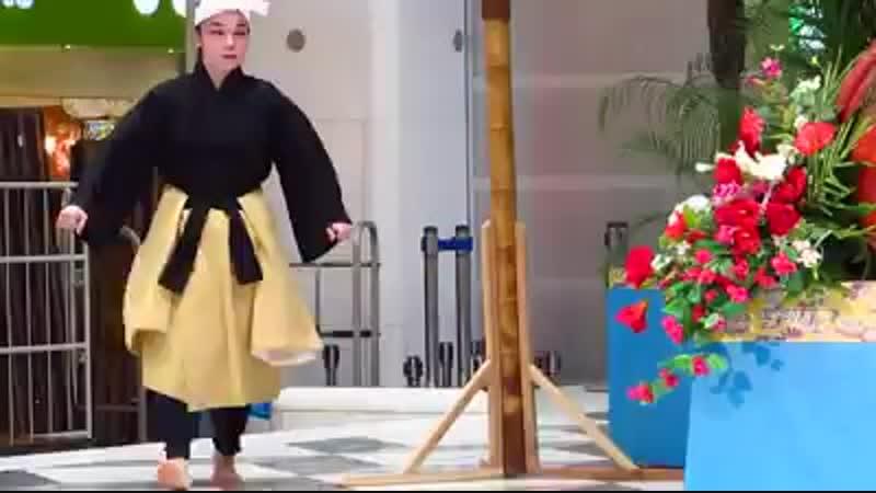 Танец КАРАТЭ КОБУДО . Дух Окинавы » Freewka.com - Смотреть онлайн в хорощем качестве