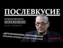 «ДЕТСКАЯ БОЛЕЗНЬ» непонимания проблемы перевода с русского на русский Послевкусие-27
