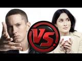 Rap Battle - Eminem VS Тина Канделаки