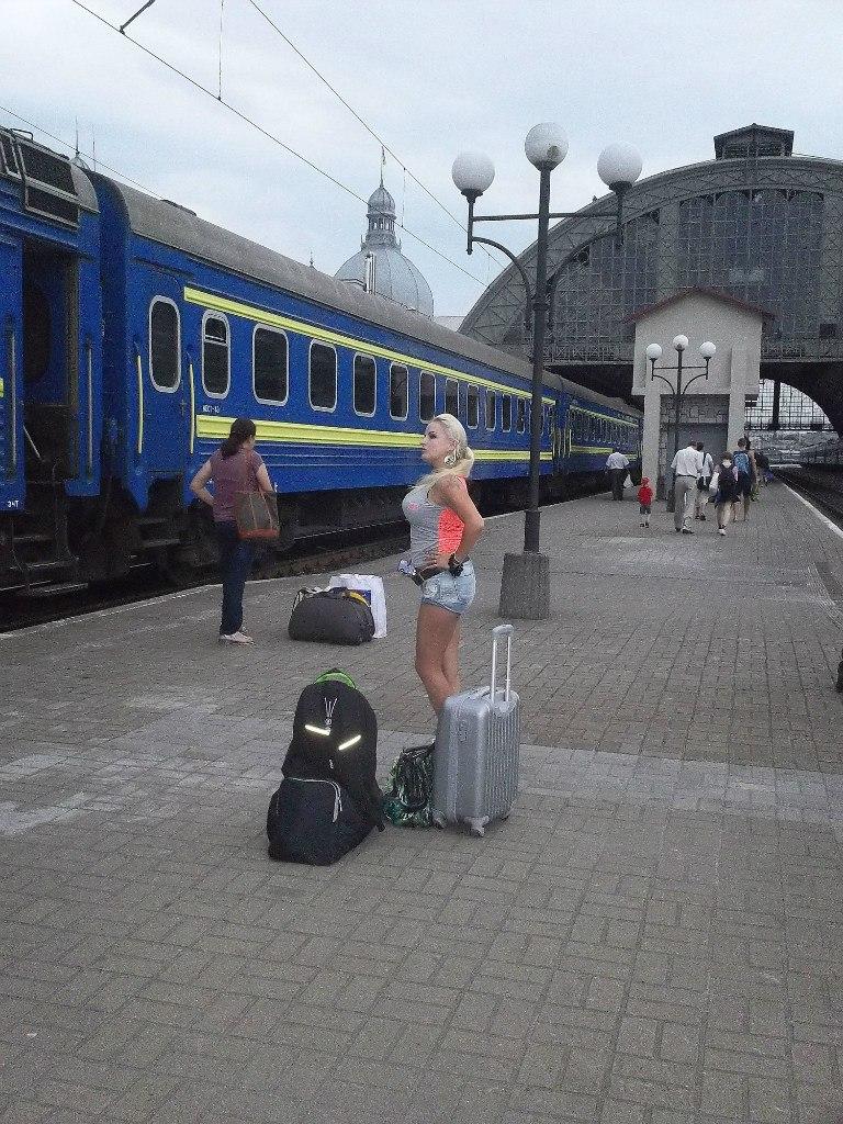Елена Руденко.Украина. Львов. Лето 2012. ( фото ) SkqSPjUrIoo