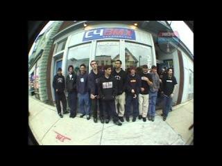 Road Fools Box Set bonus - RF8 crew visits C4 in Milwaukee, WI