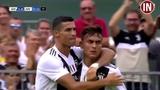 Роналду хватило 8 минут чтобы забить первый гол за Юве