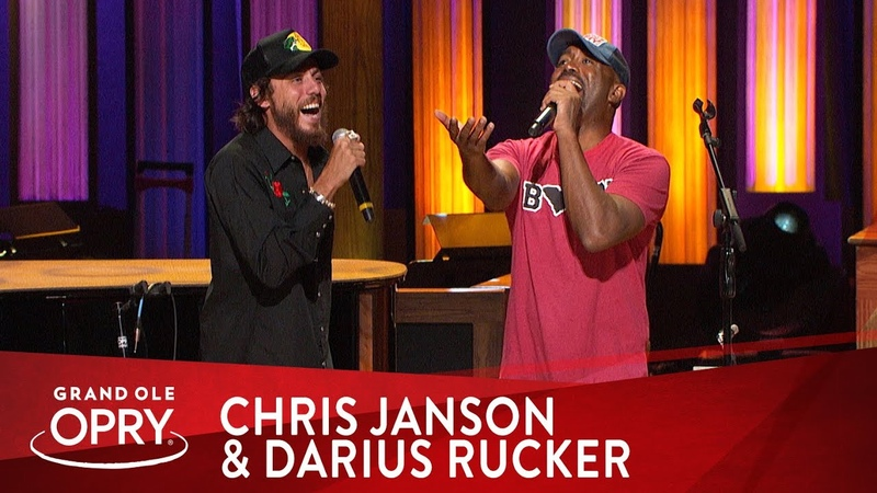 Darius Rucker Chris Janson Family Tradition Live at the Opry Opry